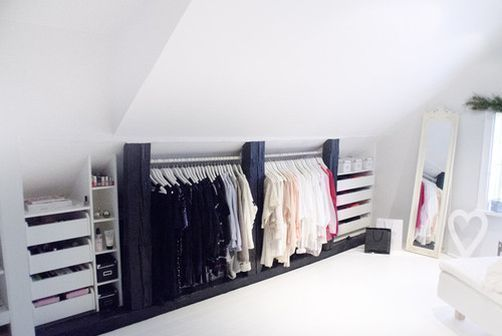 13 Prodigious Attic Rooms Tips Ideas Attic Closet Attic Wardrobe Closet Bedroom