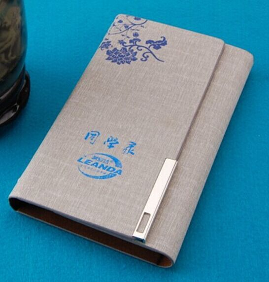 Best Pu Cover Agenda Notebook Images On   Leather