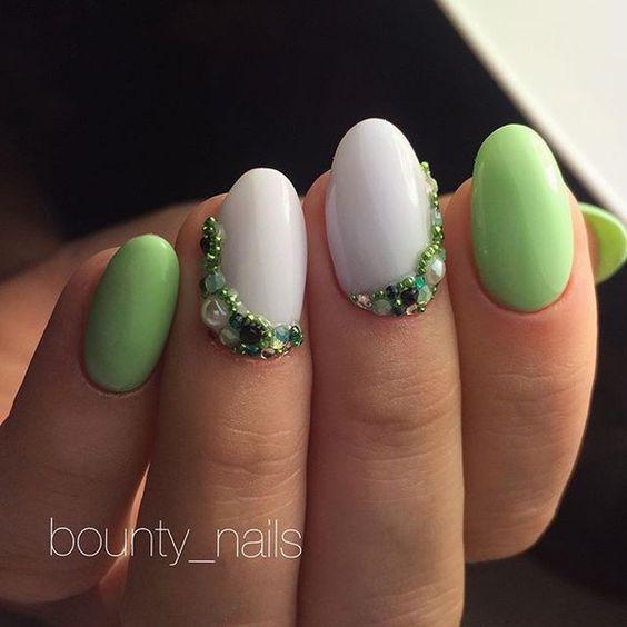 Красивые ногти. Уроки дизайна ногтей: