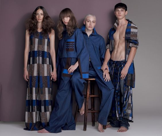Coven (Foto: Nicole Heiniger (SD MGMT) / Produção de moda: Larissa Lucchese e Paulo Martinez (SD MGMT))