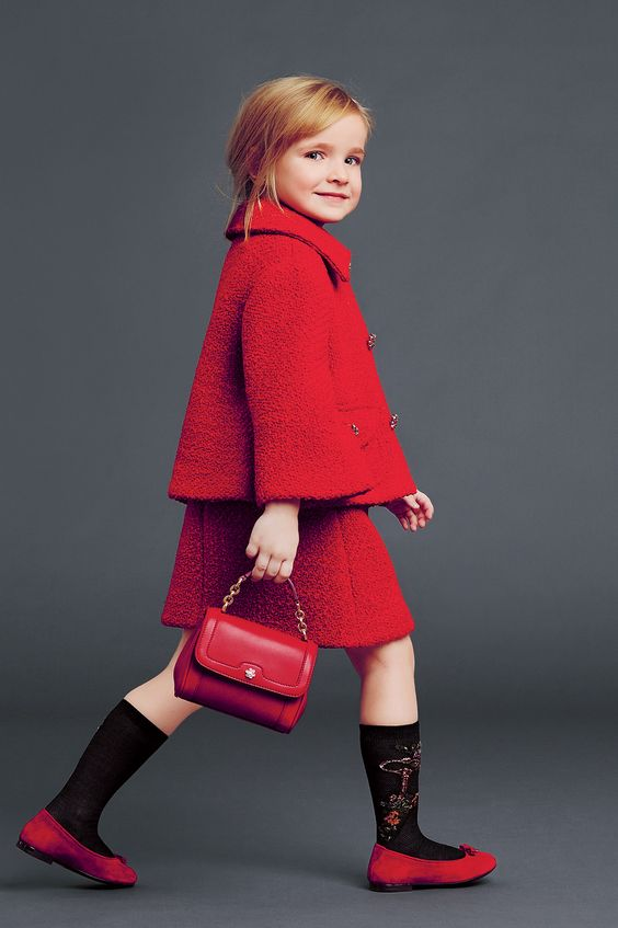 http://www.dolcegabbana.com/child/collection/dolce-and-gabbana-winter-2015-child-collection-20/ #ALFAIATARIAS