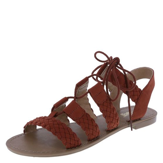 Deals and reviews for Brash Women's Nylaa Woven Gladiator Flat at Payless Shoe Source in Greeley | Pricefox