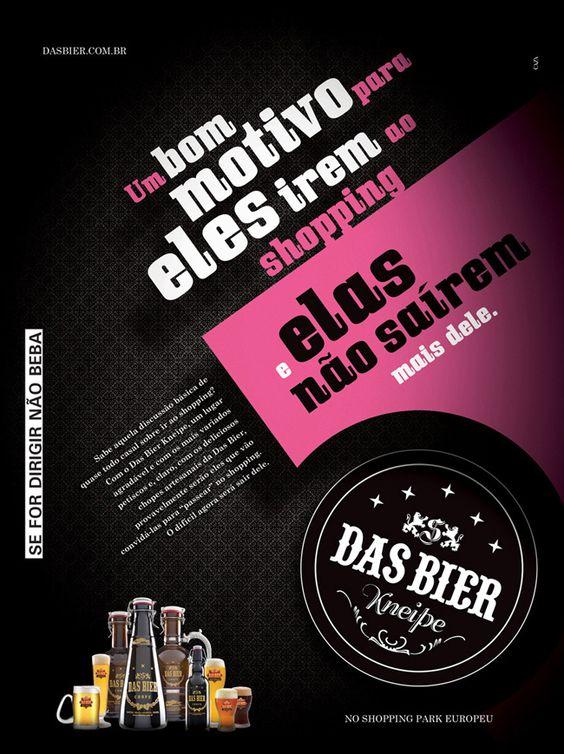 Anúncio Lançamento - Das Bier Kneipe