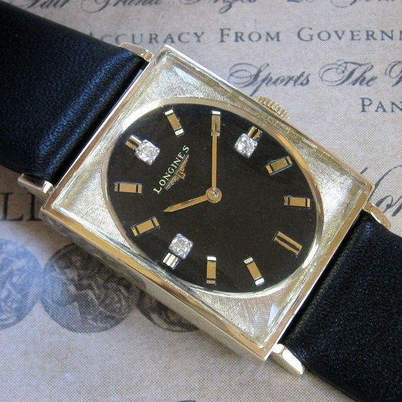 Mens 1970 Longines Gold Medal DIAMOND Dial 10K YGF Vintage Swiss Dress Watch A https://t.co/AKYwHZHUIr https://t.co/7o88zpg66o