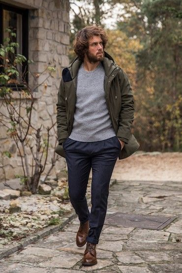 outfits semi formal hombre