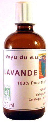 Huile essentielle BIO de LAVANDE 250 ml (Drôme provençale) SOLDES -20% de Vayu, http://www.amazon.fr/dp/B008A3ZYMS/ref=cm_sw_r_pi_dp_96Katb01BEFRH