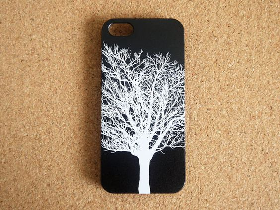 Black and White Tree iphone 6 case iphone 6 plus case by QuoteARTS, $12.99