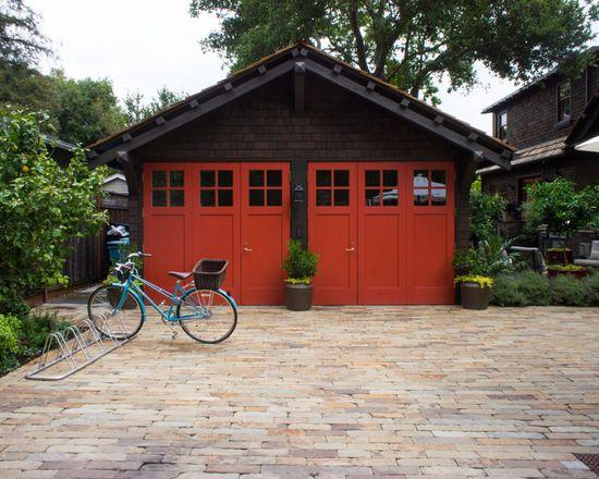 Detached Garage Design Ideas, Remodels & Photos