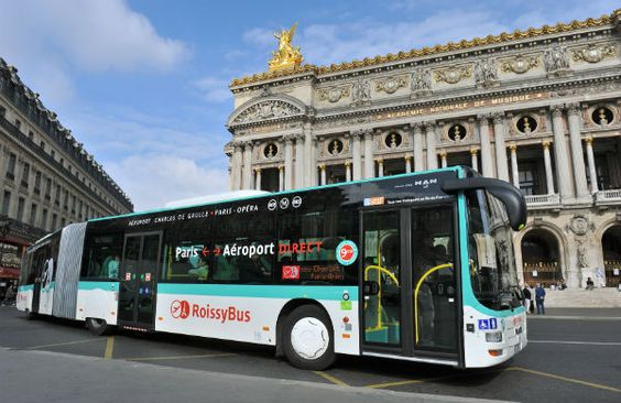 Airport access (RoissyBus-OrlyBus-OrlyVal).  Find all means of transport to and from Paris airports.  Shuttle bus service are at your disposal every 15 to 30 mn from Denfert Rochereau RER to Orly airport or from Paris-Opéra to Roissy Charles de Gaulle airport.: