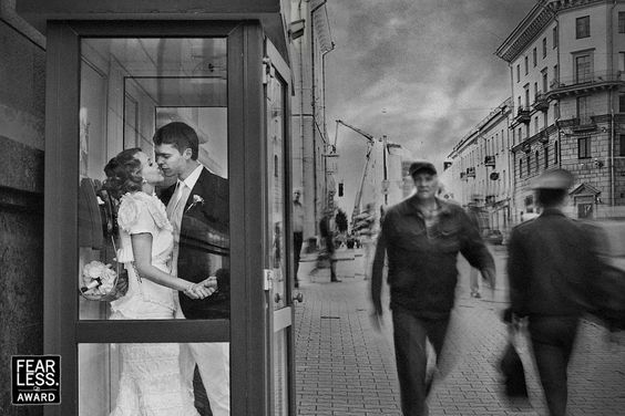 Collection 21 Fearless Award by SERGEY LAPKOVSKY - Moscow, Russia Wedding Photographers
