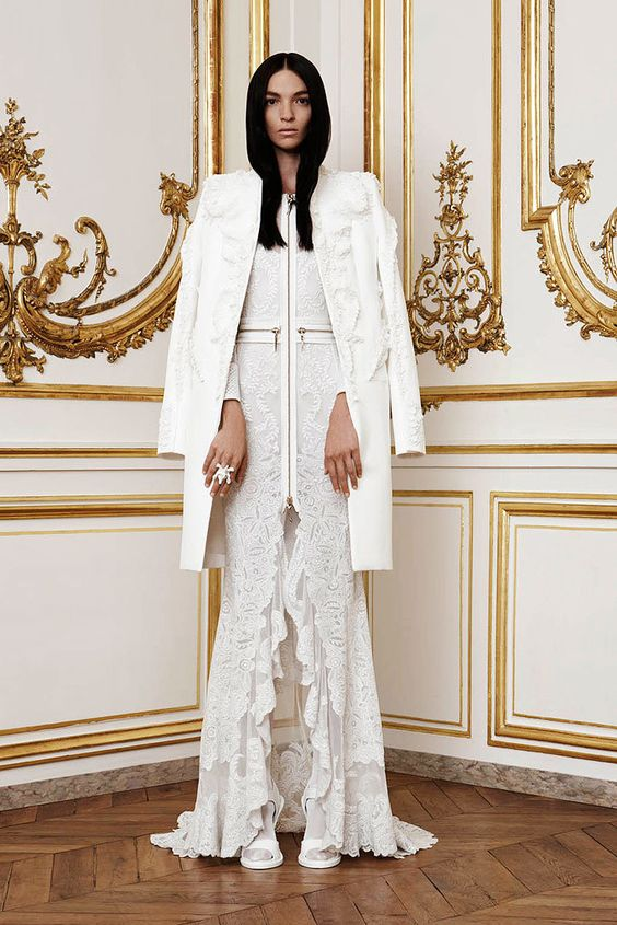 Givenchy Wedding Dress.Our Favourite Givenchy Wedding Gowns By Riccardo Tisci Wedded