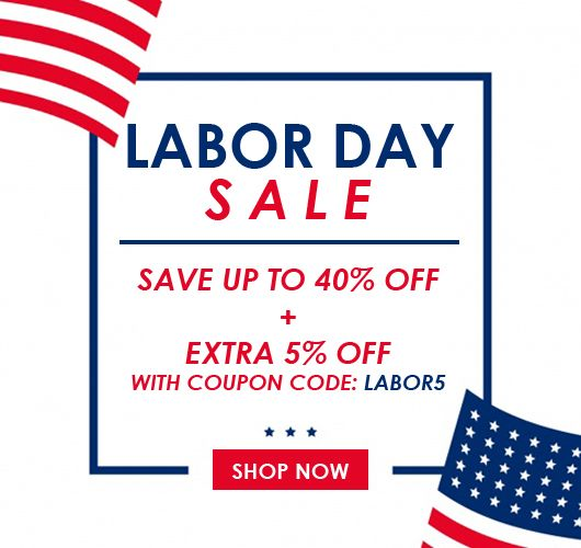 Labor Day 2018 Sales and Deals at NYFifth