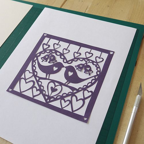 Papercutting Workshop | Flickr - Photo Sharing!