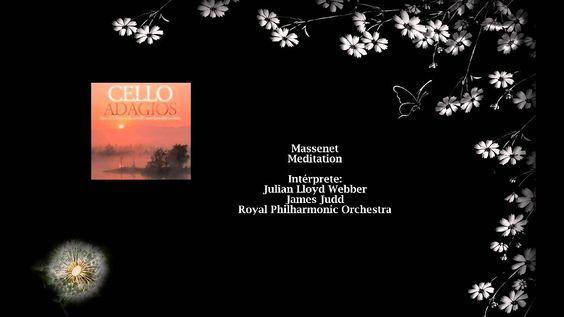 1.03 - Jules Massenet  - Méditation