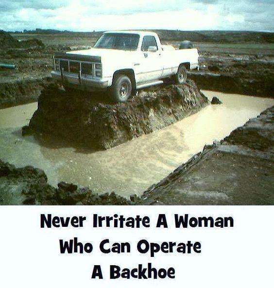 Truck moat!