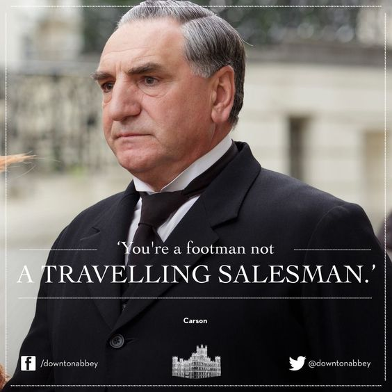 Quotes About Anger And Rage: Downton Abbey Quotes And Fashion