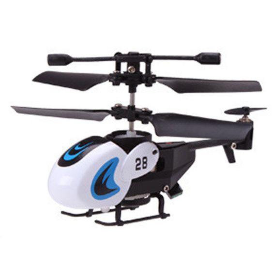 Semi-micro size light weight Remote Control toy infrared function Helicopter