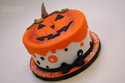 Halloween birthday cake \u2026 Pinteres\u2026 - halloween birthday cake ideas