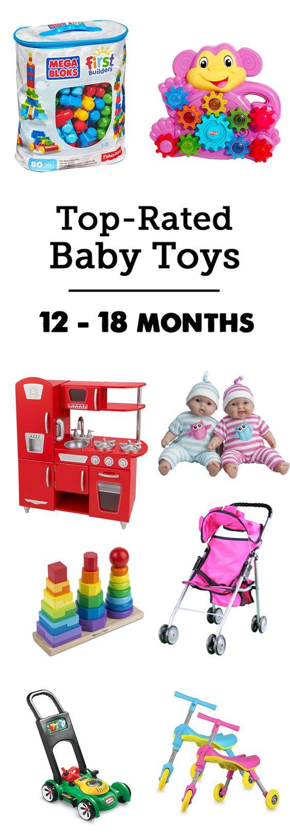 Best Developmental Toys For Babies : Toys plays and birthdays on pinterest