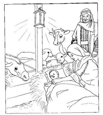 imagens para colorir e pintar: Imagem para colorir de Jesus Cristo