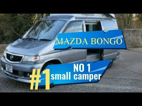 Youtube In 2020 Mazda Bongo Micro Camper Small Campers
