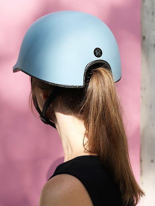 Wir Haben Fahrradhelm Taugliche Frisuren Fur Dich Getestet Fahrradhelm Helm Fahrrad