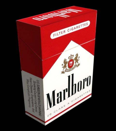 marlboro cigarette pack - Google Search | Dealing Death ...