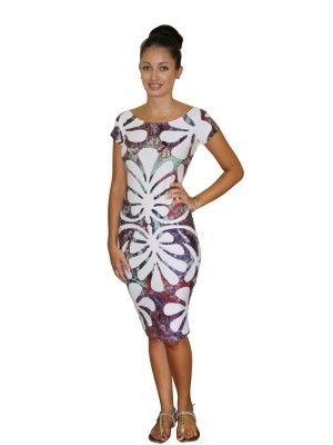 Ape Spandex Dress