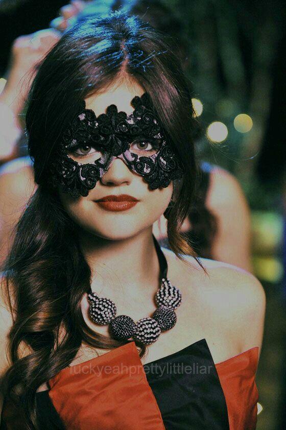 Con mascara
