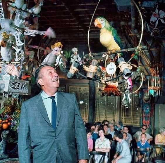 Walt Disney #enchantedtikiroom