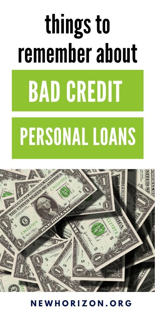 Do S And Don Ts On Acquiring A Bad Credit Personal Loan Bad Credit Personal Loans Apply For A Loan Payday Loans