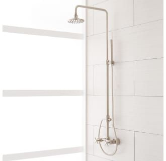 Signature Hardware 931423 With Images Rain Shower Head Shower