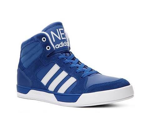 adidas neo high tops
