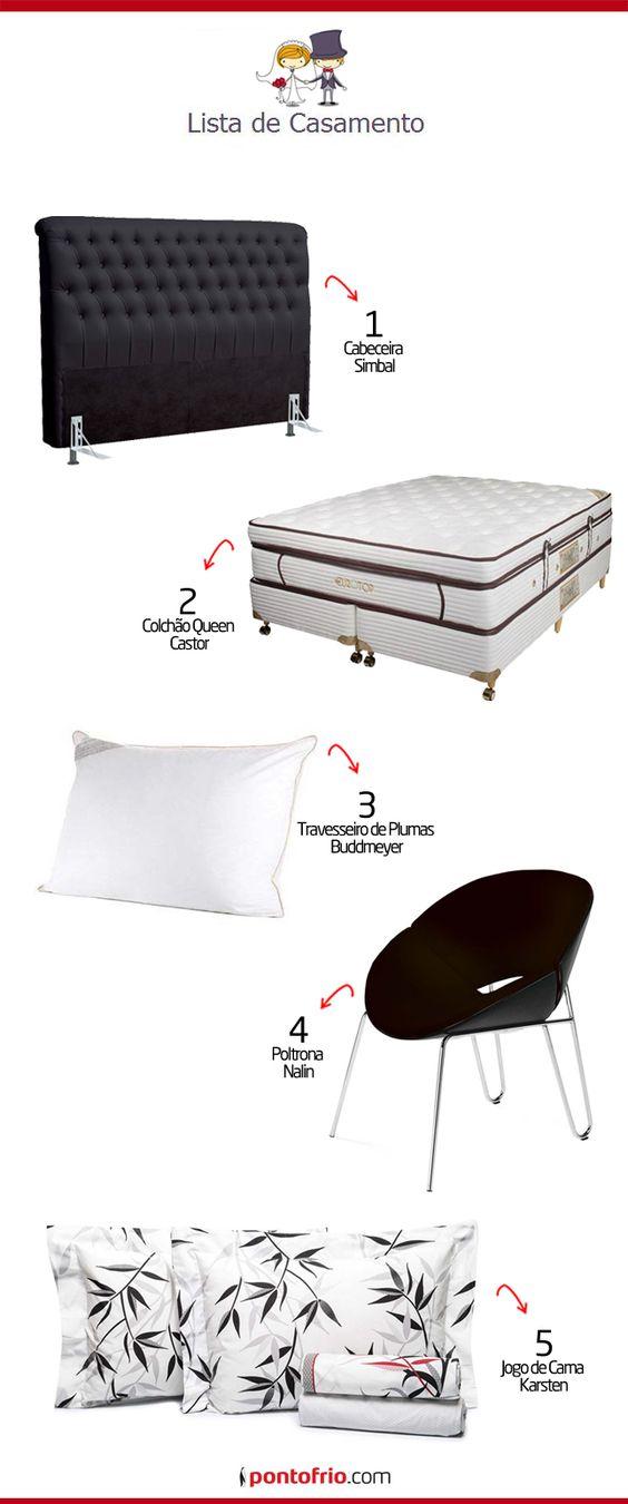 5 produtos para um quarto aconchegante