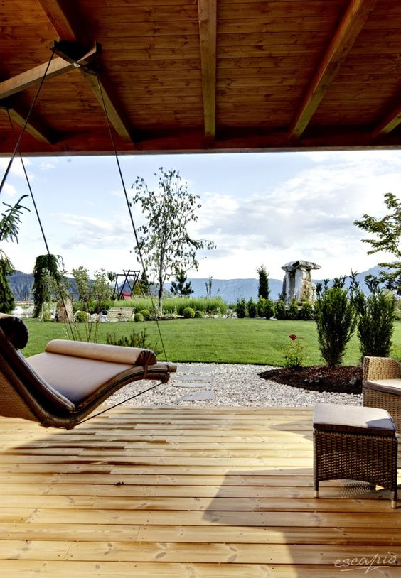 Wunderbares Südtirol: Hotel Chalet Mirabell; Hafling, Italien