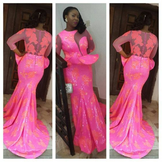 It is Fashion Double Delight! Get Gorgeous with Eye-Catching Ankara & Aso-Ebi Styles - Wedding Digest NaijaWedding Digest Naija:
