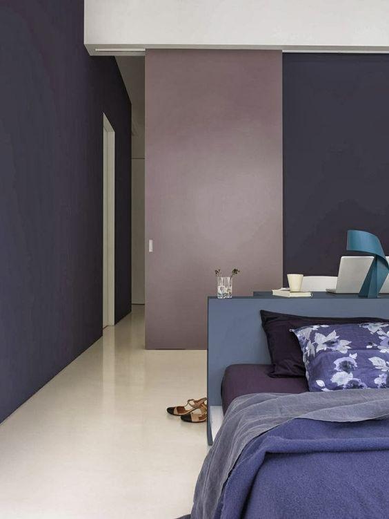 Tendência 2014: explosão de cores nos quartos