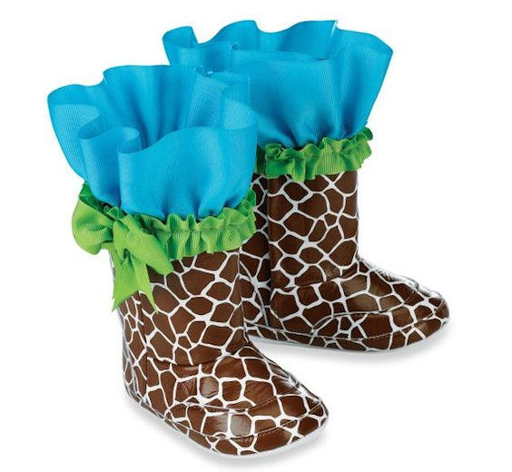 OMG - Rain boots for the little ones