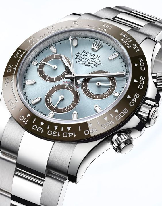 Parez-vous de cette magnifique montre Rolex pour faire des envieux ! www.leasyluxe.com #design #silver #leasyluxe