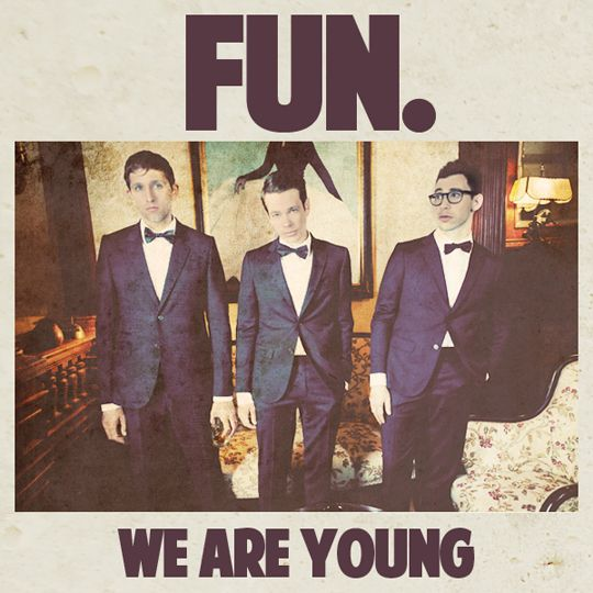 Fun, Janelle Monaé – We Are Young (single cover art)