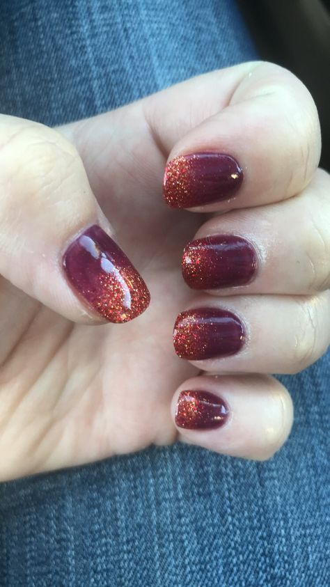 20 New Ideas For Nails Ideas Fall Dip Dipped Nails Dip Manicure Powder Nails