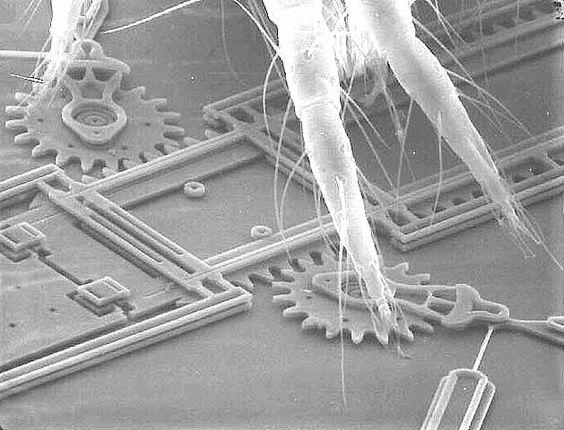 MEMS - microelectromechanical systems