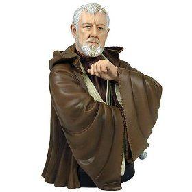 Obi-Wan Kenobi minibust gentle giant collections