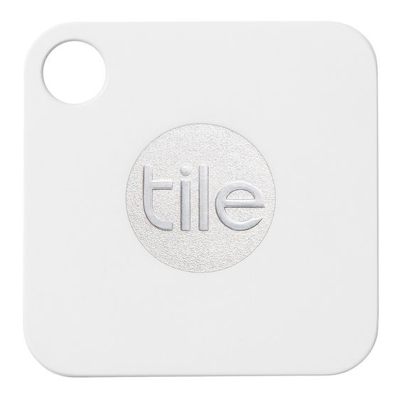 Tile Bluetooth Tracking Device - 1 Pack - White (RT-05001-NA)