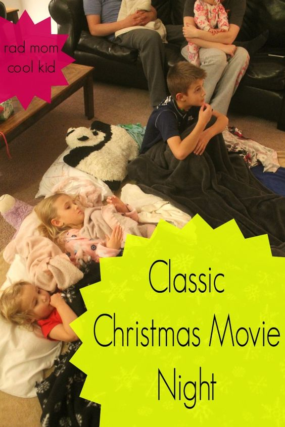classic christmas movie night  radmomcoolkid.com for nodietsallowed.com #classicchristmasmovies #christmasmovies #christmastraditions