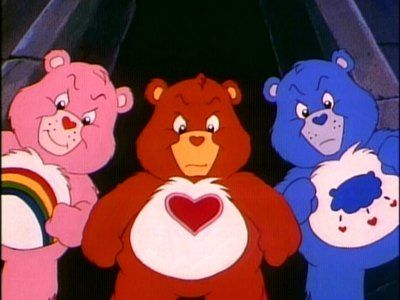 Cheer Bear Tenderheart Bear And Grumpy Bear Quotes