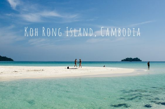 Hòn đảo được xem như viên ngọc quý giữa biển khơi