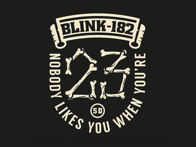 Blink-182 - 23rd year anniversary
