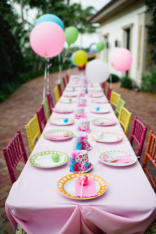 Candyland Themed Birthday Party...toned Down A Little Bit, This Is A Great  Idea! | Hannahu0027s Party | Pinterest | Candyland, Themed Birthday Parties And  ...
