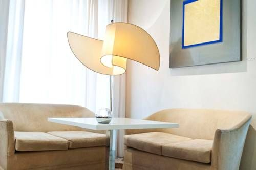 The shape of the lighting is magic Rechigi Hotel in Mantua, Italy - Lonely Planet